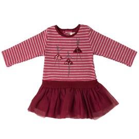 Vestido Baby-Bol Niña Tul