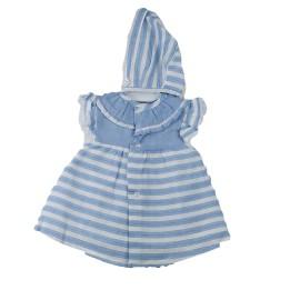 Vestido bebé Baby Ferr gorro y braga