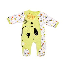 Pelele bebé Baby Bol perrito