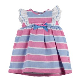 Vestido Baby Ferr rayas niña