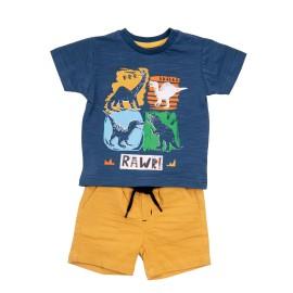 Conjunto dinosaurios para niño de Baby-bol.