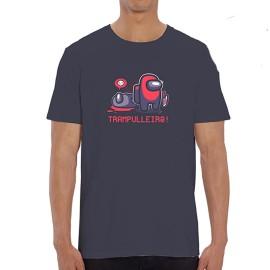 """Camiseta Nikis Galicia """"Trampulleiro"""" unisex"""
