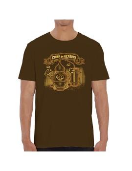 """Camiseta """"Caña de Hervas"""" de Nikis"""