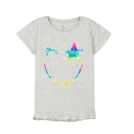Camiseta niña Zippy manga corta