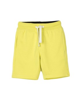 Pantalón corto deportivo algodón niño Zippy