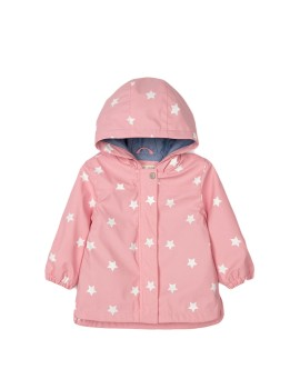Parka bebé impermeable Zippy