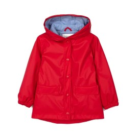 Parka niña Zippy impermeable