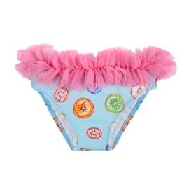 Braguita Bikini Condor Niña Donuts Volante