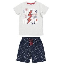 Pijama corto para niños de Katuko