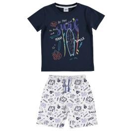 Pijama de Katuko para niños de algodón.