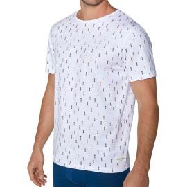 Camiseta Hombre Ysabel Mora Faros Algodón