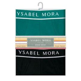 Bóxer Hombre Ysabel Mora Pack 2 Algodón Rayas