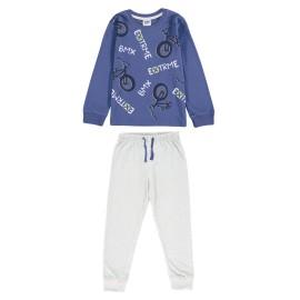 Pijama niños Yatsi BMX largo verano