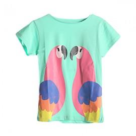 Camiseta de algodón para niña de Zippy