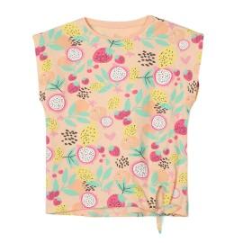 "Camiseta niña Zippy manga corta ""frutas"""