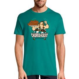 Camiseta Unisex Veganos Tolos Nikis Galicia