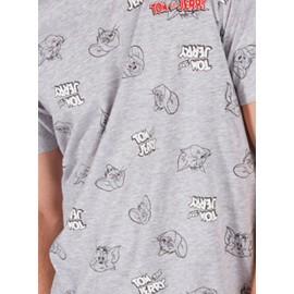 Pijama Hombre Gisela Tom y Jerry Verano Algodón