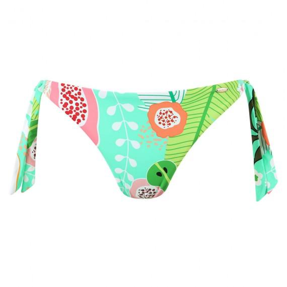 Braga bikini brasileira MrMiss mujer estampado tropical