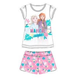 Pijama Niña Frozen Suncity Verano