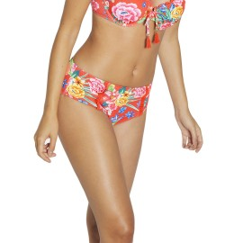 Braga reductora bikini alta Ysabel Mora piqué