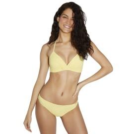 Bikini triángulo Ysabel Mora cuadro vichy