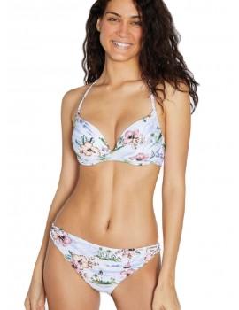 Bikini Ysabel Mora tropical doble push-up