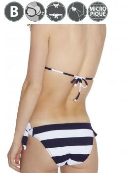 Bikini marinero Ysabel Mora triángulo