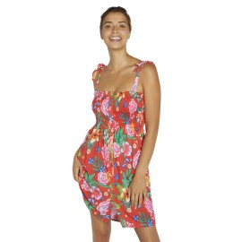 Vestido tropical Ysabel Mora