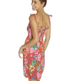 Vestido tropical Ysabel Mora