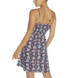 Vestido Ysabel Mora flores tirantes