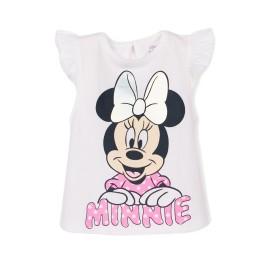 Camiseta bebé Minnie de Zippy