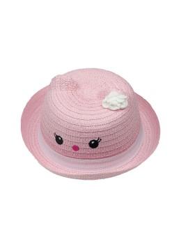 """Sombrero niña con """"orejitas"""" MBS."""