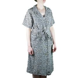 Vestido de botones de Lins para mujer.