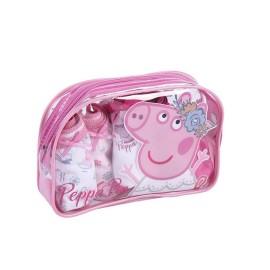 Braga niña Peppa Pig pack 5 +neceser