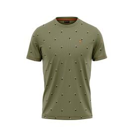 Camiseta manga corta hombre Privata tucanes