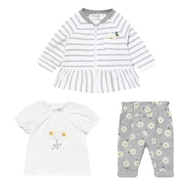 Chandal con Camiseta Mayoral Bebé Niña
