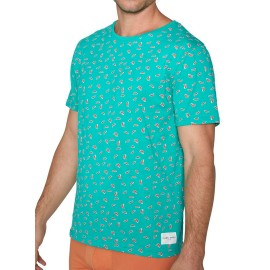 Camiseta Hombre Ysabel Mora Manga Corta Chili