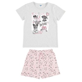 Pijama Yatsi Niña Verano Animales