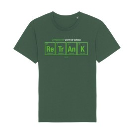 "Camiseta Rei Zentolo ""Retranka"" orgánica"