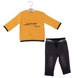 Sudadera y pantalón para niño de Babu Bol