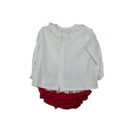 Conjunto 2 Piezas Baby-Ferr Bebé Ranita+Camisa