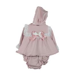 Vestido 3 Piezas Niña Bebé Baby-Ferr Invierno