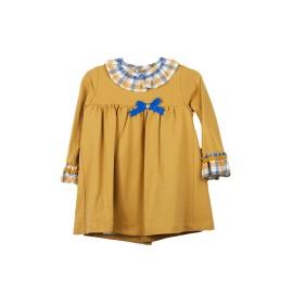 Vestido Niña Baby-Ferr Invierno Manga Larga