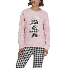 Pijama Minney Mujer Disney Cuadros