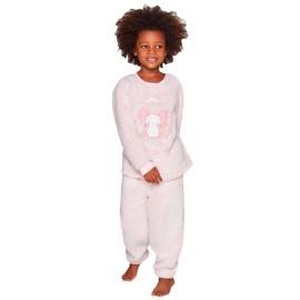Pijama Borreguillo Muydemi Niña Ratón