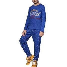 Pijama Lois Niño Invierno Alas