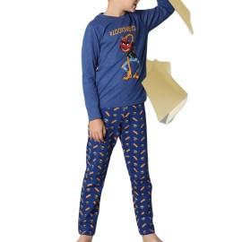 Pijama Niño Disney Animal Invierno