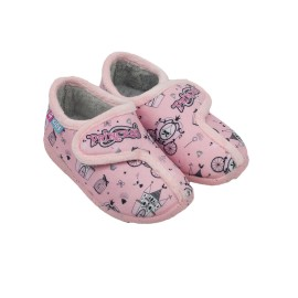 Zapatilla niños Garzón Princess con velcro