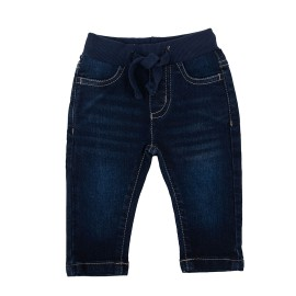 Pantalón tejano niño cintura elástica Baby bol