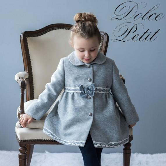 Abrigo dolce petit gris